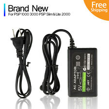 Home Wall Charger AC Adapter Power Supply Cord for Sony PSP 1000 2000 3000 Slim