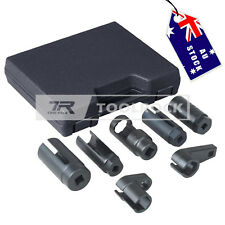 "Toolrock 7pcs 1/2"" Dr. Oxygen Injector Sensor Socket Set Lambda Garage Tool Kit"