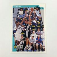 1998 NBA RC Vintage Upper Deck Tim Duncan Rookie Card San Antonio Spurs
