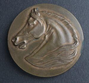 Bronzemedaille Concours DE Comice Agricole de Briey Juments Prix
