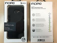 Incipio Dual-Layer Case for Samsung Galaxy S7 Edge in Black