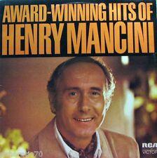 HENRY MANCINI 20 Award-Winning Hits Of LP