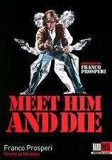 Meet Him And Die DVD Ray Lovelock Martin Balsam 1976 Italian Crime Thriller