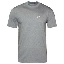 fadb7dcf65 Mens Nike Basic Crew Neck T-shirts Tees 4 Colours Size S M L XL XXL X