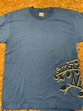 Erasure Shirt L Large Vintage Pop Rock New Wave Alternative Tee Gildan