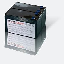 RBC123 AKKU BATTERIE für APC USV Anlagen / BATTERIESATZ AKKUSATZ