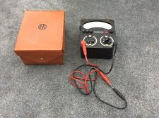 AVO Meter Model 8 MultiMeter Excellent Condition  Tested 100% working