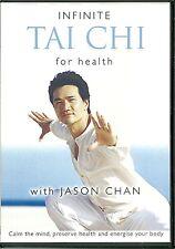 INFINITE TAI CHI FOR HEALTH DVD WITH JASON CHAN