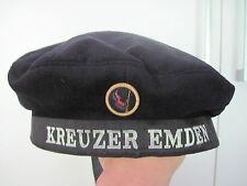 """Marine Tellermütze""""Kreuzer Emden"""""""
