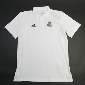 San Jose State Spartans adidas Climacool Polo Men's White New with Tags