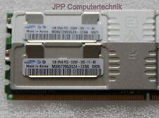 RAM für Apple 4GB (4 x 1GB) Mac Pro 1.1 2.1 PC2-5300F 667MHz DDR2 FB DIMM Memory
