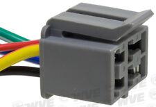 HVAC Blower Switch Connector fits 1992-2011 Ford E-350 Super Duty E-350 Econolin