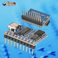 JQ8400FL-10P voice module serial port control USB direct copy 32M memory MP3/WAV