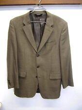vtg Jos. A. Bank Blazer Sport Coat gray wool/rayon 3 btn sz 42L EUC!