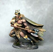 DARK SWORD MINIATURES - DSM7477 Male Barbarian w/Battle Axe