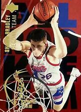 Shawn Bradley 1994 Upper Deck All Rookie Team 76ers NBA Official Basketball card