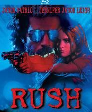 RUSH (JASON PATRIC) - BLU RAY - Region A - Sealed