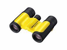 Nikon Binoculars ACULON W10 8x21 Yellow Waterproof Roof Prism from Japan