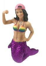 * New December Diamonds Figure Ornament Exercise Workout Girl Gym Bikini Mermaid