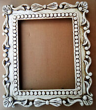 Wooden Photo Frame Home Decor Wall Picture Frame Hand Carved Art