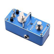 AROMA APE-3 Pure Echo Digital Delay Electric Guitar Effect Pedal Mini W0DI