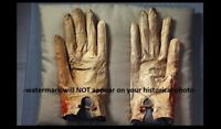 Abraham Lincoln Bloody Gloves PHOTO Death Assassination Civil War President Shot