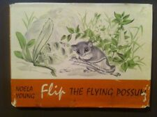 Vintage FLIP The Flying Possum By Noela Young 1963 Australian Bush Glider
