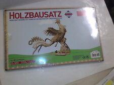 PEBARO HOLZBAUSATZ KIT IN LEGNO WOODCRAFT PHONIX ART 871/2