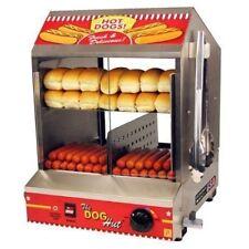 Paragon Hot Dog Hut Steamer and Merchandiser Commercial Hotdog Concessions