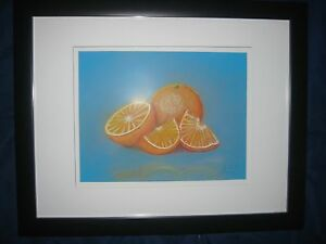 Original Art Work Pastel