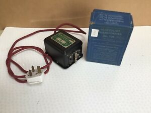 Hornby O gauge transformer