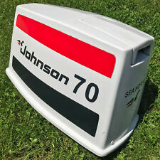 Johnson Outboard Engine Cowling / Cover 70HP, From 1977 70EL77S - FREE SHIPPING!