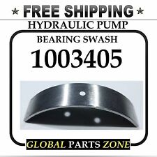 NEW HYDRAULIC PUMP BEARING SWASH for Caterpillar 1003405 100-3405 FREE DELIVERY!