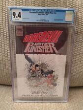 Daredevil / Punisher - Child's Play #nn, CGC 9.4, 1988 Marvel, Frank Miller