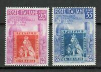 s33660 ITALIA  MNH** 1951 Toscana 2v