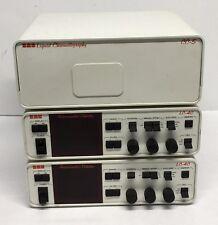 2Bas LC 4C Amperometric Detectors & 1 CC 5 Liquid Chromatography Injector Unit