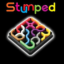 Stumped Puzzle Brain Teaser 24 Challenges Stocking Filler Christmas Gift