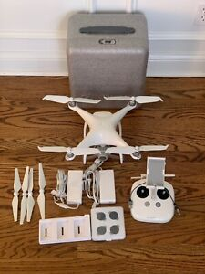 DJI Phantom 4 Pro 2h9m Total Flight time Excellent Condition + Extras!!!