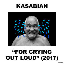 Kasabian for Crying out Loud 180gm Vinyl LP 2017 &
