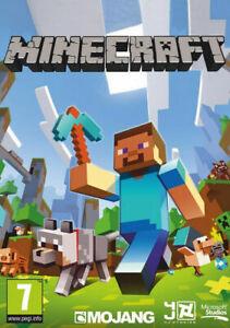 Minecraft   JAVA EDITION   PC  Digital Download   INSTANT [GLOBAL]  NEU  KONTO