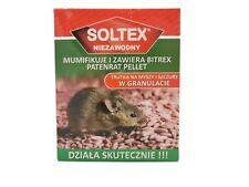 SOLTEX Niezawodny trutka na myszy i szczury w granulacie