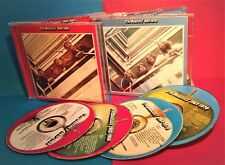 [4CD's] The Beatles 62-66 / 67-70 Red & Blue albums