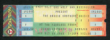1980 Doobie Brothers Unused Full Concert Ticket Los Angeles One Step Closer