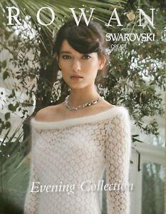 ROWAN - Magazin - SWAROVSKI EVENING COLLECTION -Strickanleitung - ZB188