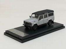 Master 1:64 Land Rover Defender 110  Diecast   car  model  silver