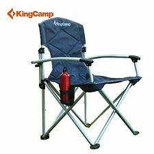 KingCamp Deluxe Mountaineering Heavy-duty Lightweight Camping Folding Chair