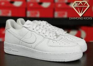 "Nike Air Force 1 '07 ""Craft White"" (CN2873-101) Mens Sz 10-13"
