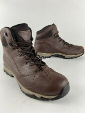 Asolo TPS Highland GTX Mens 8.5 US Hiking Boots Gore-Tex Waterproof Brown Yellow