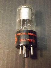 National Od3 Vacuum Tube, Vintage Nos, 4 available