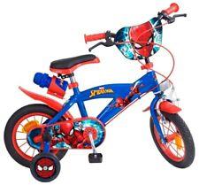 Bicicleta Spiderman 12 Pulgadas - 872 TOIMSA